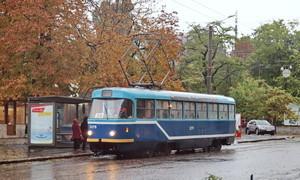 Одесский электротранспорт восстанавливает работу (ФОТО)