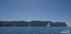 южный берег крыма и яхты