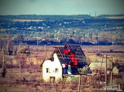 разрушения частного сектора в славянске