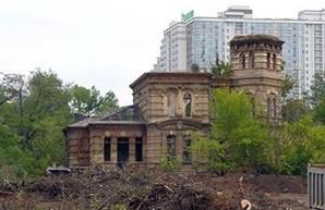 Одесские общественники бьют тревогу: под угрозой уничтожения оказался очередной памятник архитектуры (ФОТО)