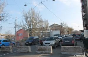 Главный одесский транспортник рассказал о причинах сегодняшних пробок на Пересыпи