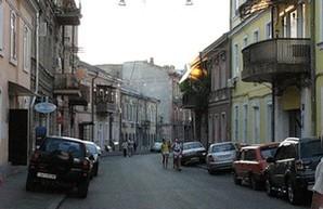 Исторический переулок в центре Одессы закрывают для автомобилей