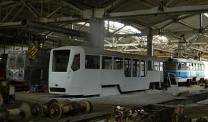 Запорожье осталось без нового трамвая