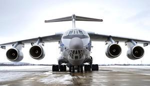 Украина будет ремонтировать военно-транспортный самолет для Анголы