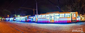 В 2016 году Одесса закупила новых трамваев и троллейбусов на 72 миллиона гривен