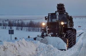 Снег и Одесская область: как надо чистить дороги