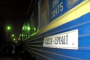 Поезд Одесса-Измаил до 21 января будет ходить ежедневно