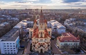 Как на ладони: Одесса с высоты 300 метров (ФОТО)