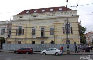 Одесский апелляционный суд признал строительство мансарды на дворце Камо незаконным