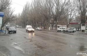 Одесские Черемушки будут освещать за счет еврогранта
