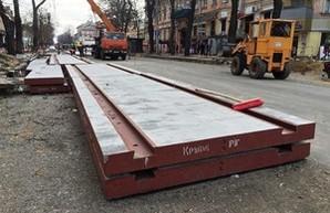 В Одессе продолжаются работы по капитальному ремонту улицы Преображенской