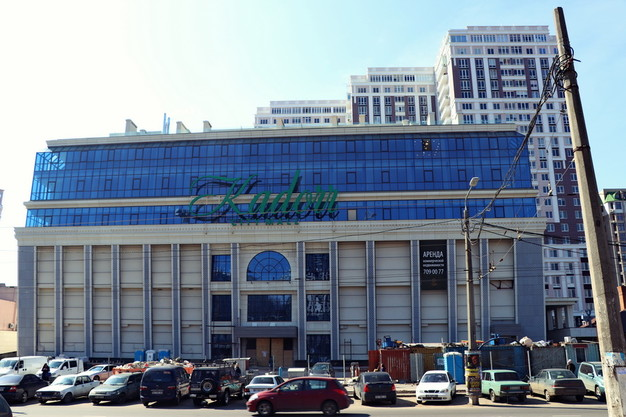 Одесситы недовольны новым торговым центром около Аркадии