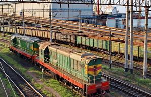 Железная дорога ограничила прием и отправку грузов в порты Одесской области