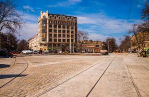 В Одессе почти завершился ремонт Тираспольской площади (ФОТО)