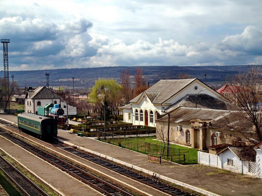 Станция Бессарабская (Басарабяска)