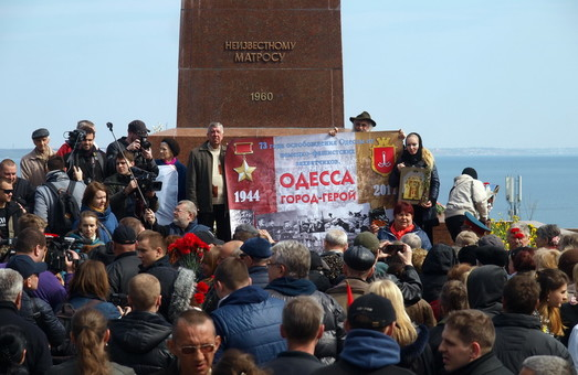 """10 апреля в Одессе: """"разбор полетов"""" акции сепаратистов и жестких задержаний"""