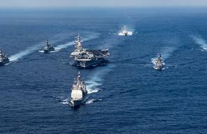 """В ответ на """"дипломатию канонерок"""" Северная Корея угрожает нанести ядерный удар по флоту США"""