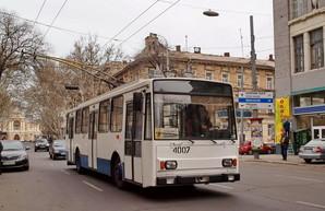 Две улицы в центре Одессы снова становятся полностью односторонними