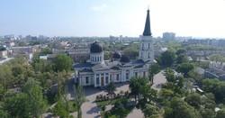 Майская Одесса с высоты птичьего полета (ФОТО)