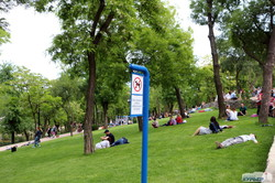 стамбульский парк одесса