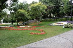 Стамбульский парк в Одессе спустя три недели после открытия: первые уроки (ФОТО)