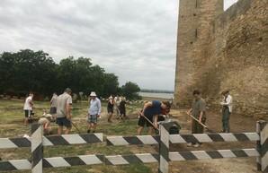 Археологические раскопки в крепости Белгорода-Днестровского получат финансирование из бюджета (ФОТО)