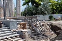 Реставрация одесской Колоннады: обнаружены старые аллеи (ФОТО)
