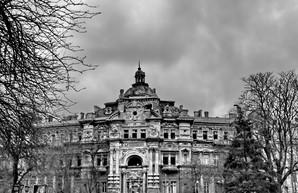 Одесский Дом Руссова станет огромным киноэкраном