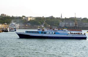 Одесситы требуют вернуть морское сообщение между морским вокзалом, Аркадией и Крыжановкой