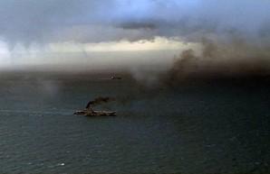 Военно-морской флот России как некомпетентное пугало