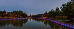 """Второе место общественного бюджета Одессы: проект """"светового шоу"""" в парке Победы"""