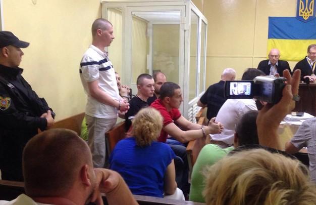 Обвиняемые в организации массовых беспорядков одесские сепаратисты просят судей поскорее вынести приговор