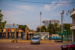 """Над историческим центром Одессы доминируют высотки: Киван, Учитель и """"Будова"""" (ФОТО)"""