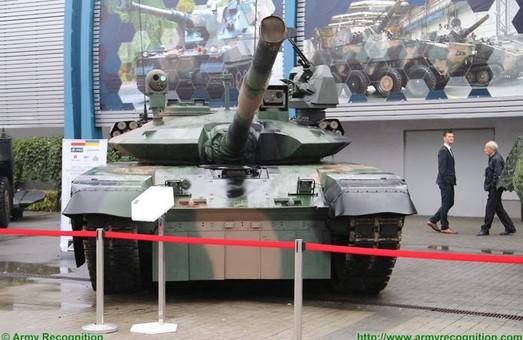 Украино-польский танк ПТ-17 - эхо из прошлого