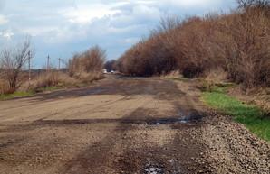 В Одесской области ремонтируют дорогу от Беляевки до Раздельной за 77 миллионов