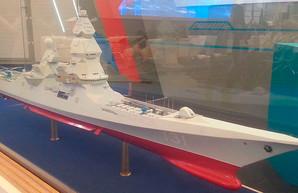 """Мечты сверхдержавы о величии в морях на примере эсминца """"Лидер"""""""
