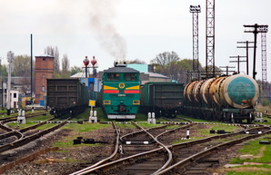 В направлении дунайских портов Одесской области не хватает локомотивов и простаивают вагоны
