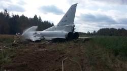 """Учения """"Запад-2017"""" начались с авиакатастрофы"""