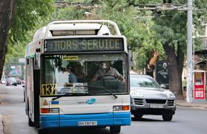 Завершить оснащение GPS-навигацией одесских автобусов обещают к концу года