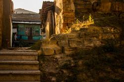 Ломаный переулок в Одессе: дома на скалах почти в самом центре города (ФОТО)