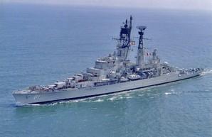 Время артиллерийских кораблей в военном флоте закончилось окончательно
