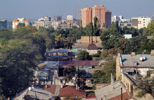 Новостройки на окраинах Одессы рассчитаны на треть миллиона человек