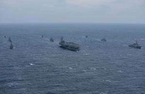 Вблизи КНДР концентрируются 3 АУГ ВМС США