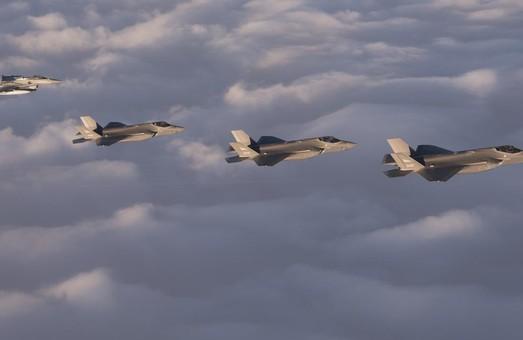 В Европу слетается все больше F-35