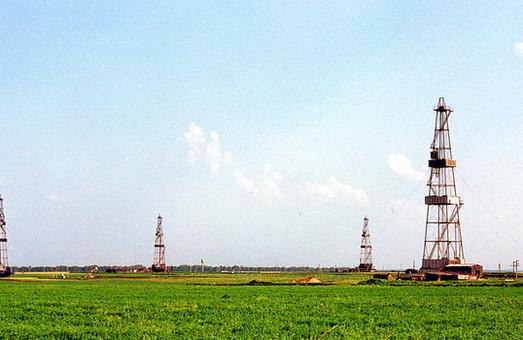 Бурение газовых скважин в Украине идёт в рост
