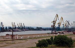 Порт Рени на юге Одесской области наращивает перевалку грузов
