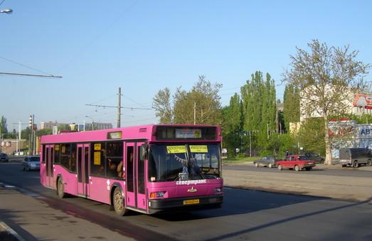 Как будут ходить в Одессе автобусы для пассажиров с ограниченными возможностями