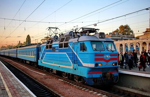 В Одессу на Новый год и Рождество запускают дополнительные поезда