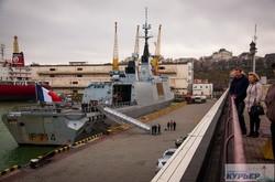 В Одесском порту аншлаг боевых кораблей НАТО (ФОТО)