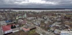Один из древнейших городов Украины с высоты птичьего полета (ФОТО)
